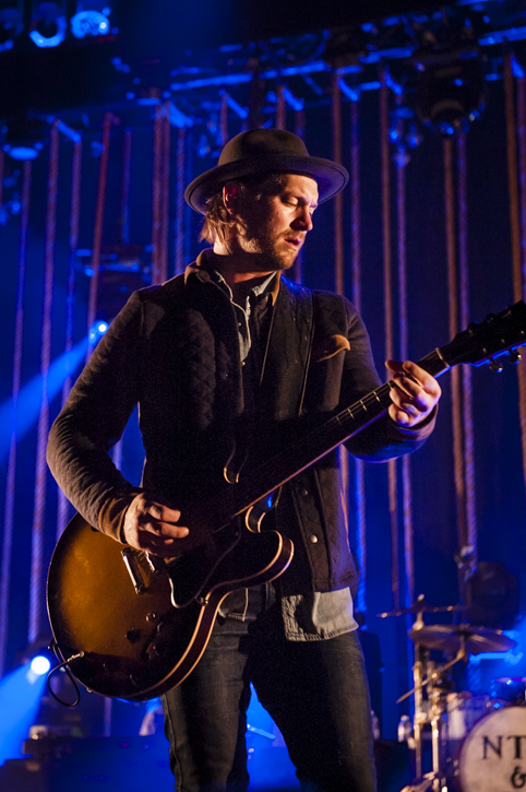 Bear Rinehart from Needtobreathe