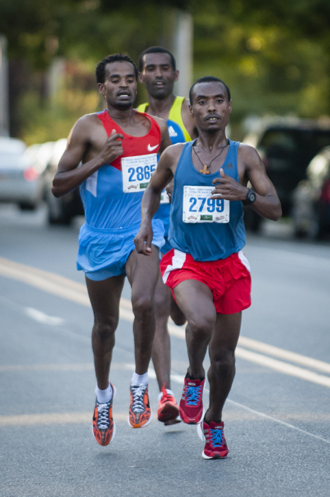 ...leading men at the Newburyport 10 miler...