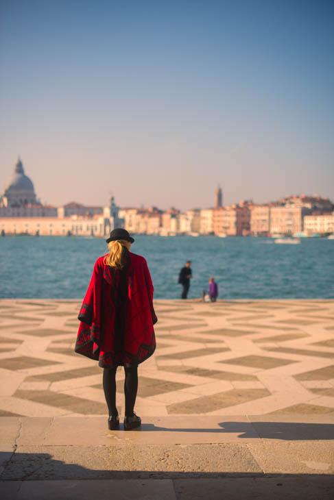 San Gorgio looking toward Venice