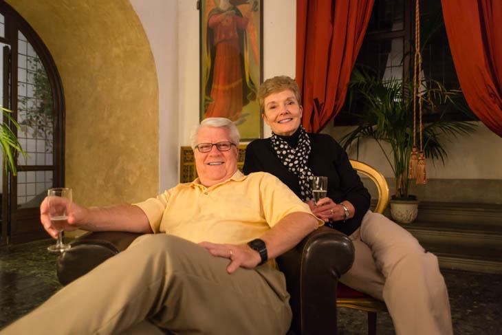 Ed and Lynn