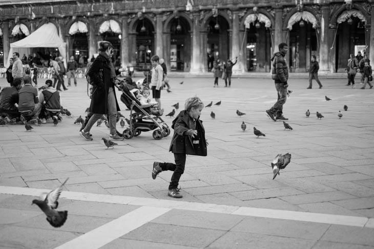 Plaza at San Marco, Venice