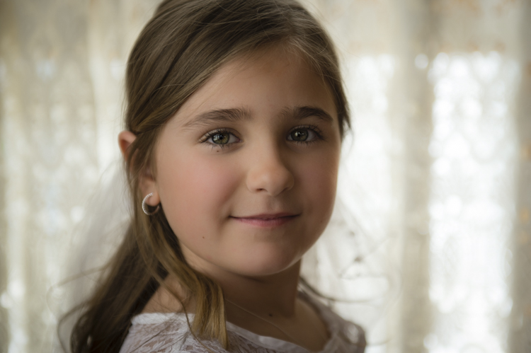I remember...having one minute with Bella to capture this at her First Communion...such a precious girl with a beautiful spirit and soul...I am blessed to know her!  This is my favorite portrait memory of the year...