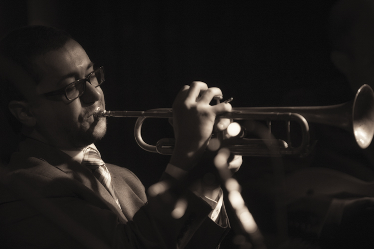 I remember...listening to David Neves at Scullers Jazz club...
