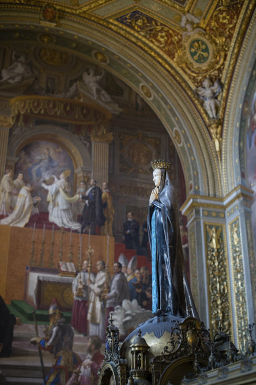 I remember...The Vatican Museum...