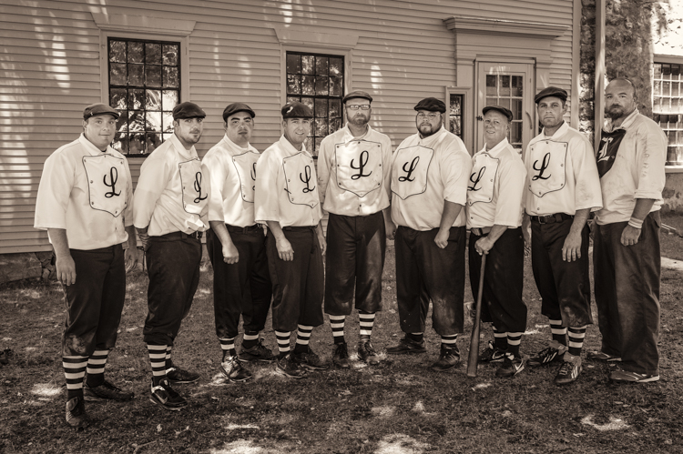 I remember...the league champion Lowell Nine!