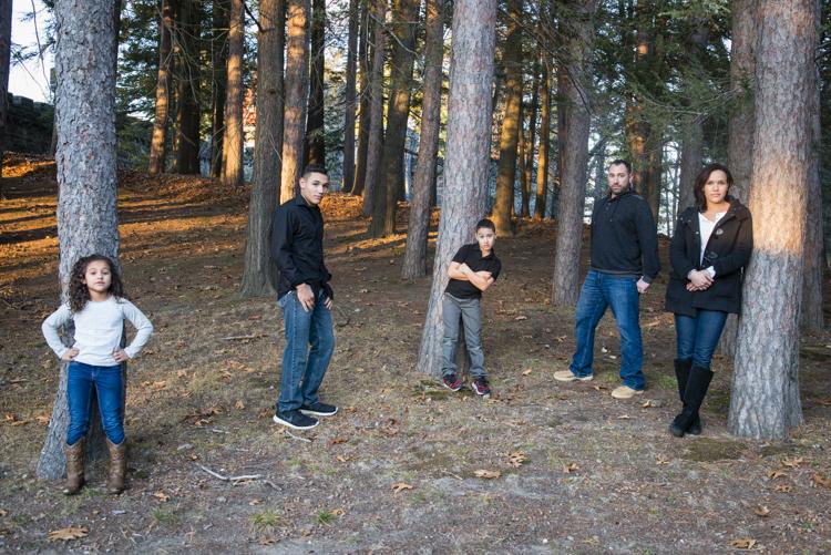 shaina and family-8841