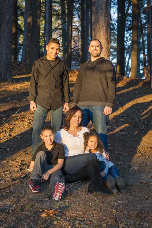 shaina and family-8862