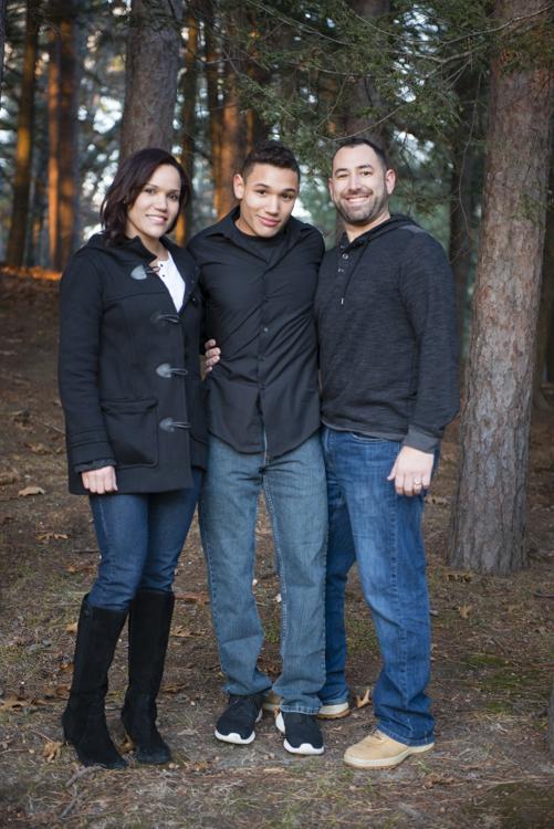 shaina and family-8890