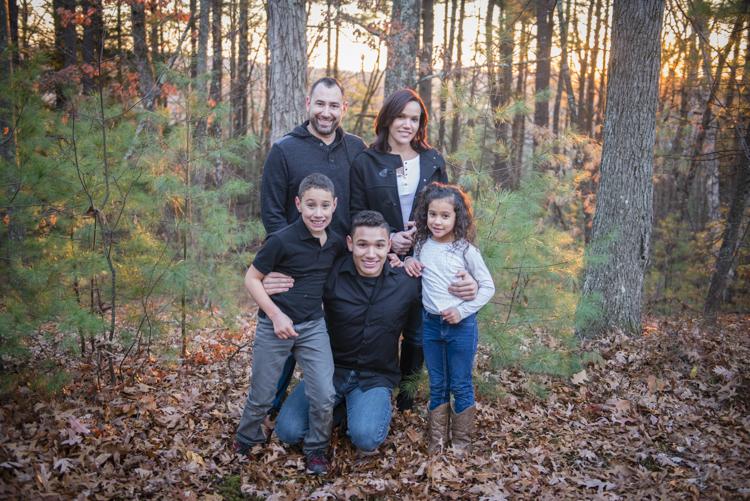 shaina and family-8986