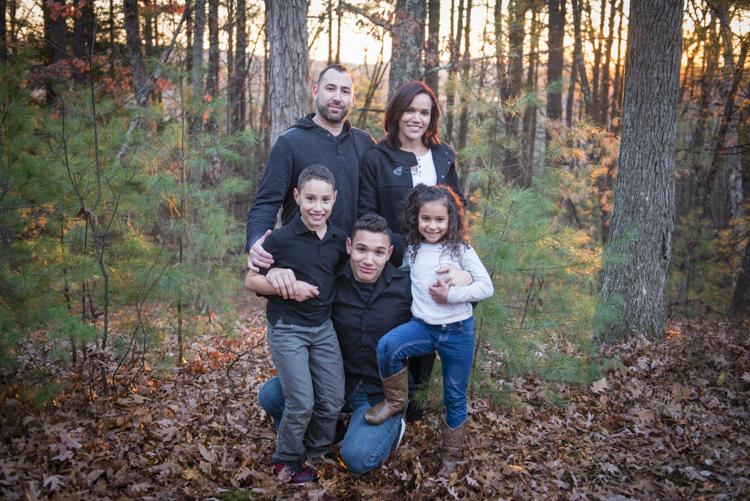 shaina and family-8991
