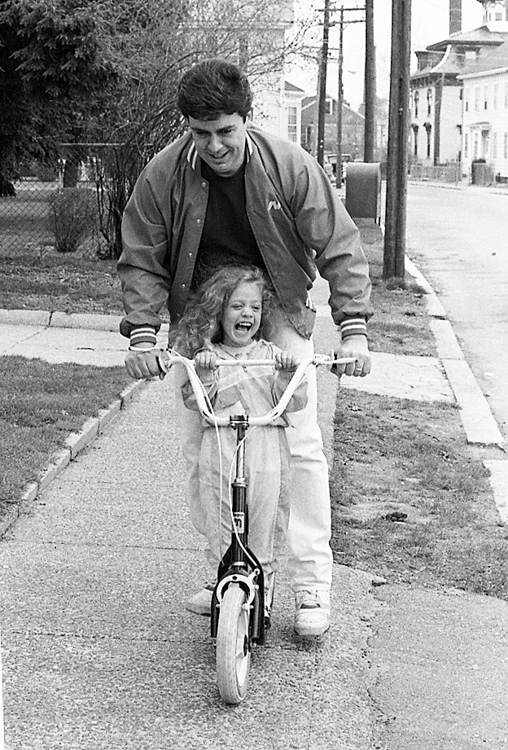 danielle and mike bicycle