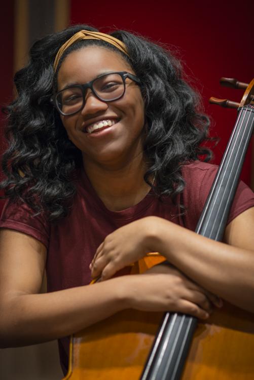 cellist at berklee