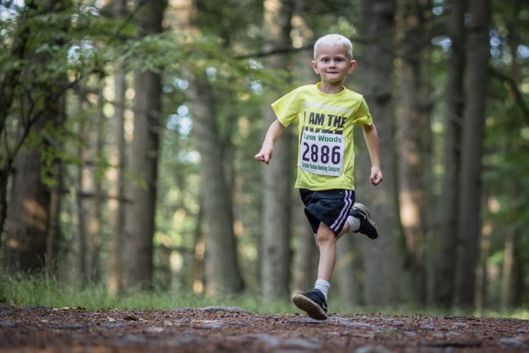the coolest boy runner at lynn woods