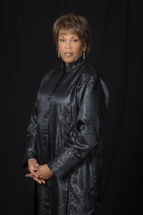 Rev Liz Walker